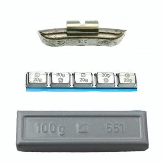 Lkw-Gewichte