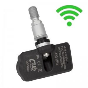 CUB TPMS Uni-Sensor Wireless  mit Aluminiumventil