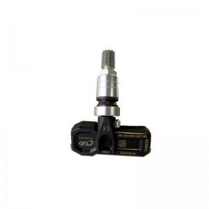 CUB TPMS Uni-Sensor2 Wireless  mit Aluminiumventil (silber)