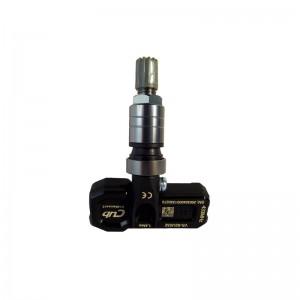 CUB TPMS Uni-Sensor2 Wireless  mit Aluminiumventil (titangrau)