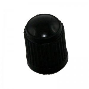 Ventilkappe, Plastik, schwarz