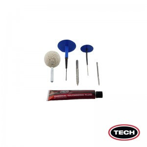 Reparatur-Pilz TECH Uni-Seal Starter-Kit - 3 & 6 mm