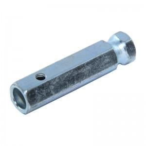 Werkzeugaufnahme 6-Kant für 8mm Fräser