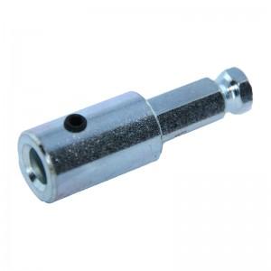 Werkzeugaufnahme 6-Kant für 10mm Fräser