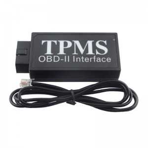 OBDII Adapter für CUB Sensor AID Diagnosegerät