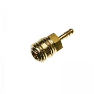 Schlauchkupplung  6 mm